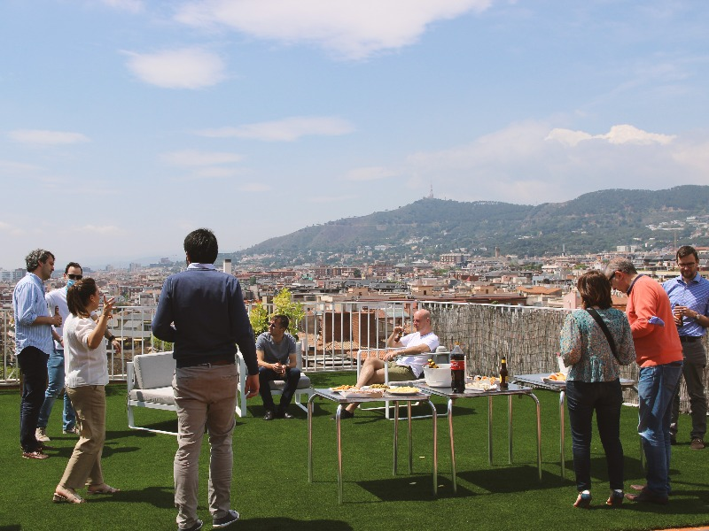 Picnic at the Rooftop